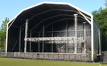 Soluciones modulares en Bilbao: Fabricación e instalación de escenarios y gradas