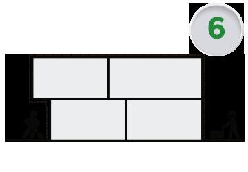 Remates de módulos y soluciones modulares