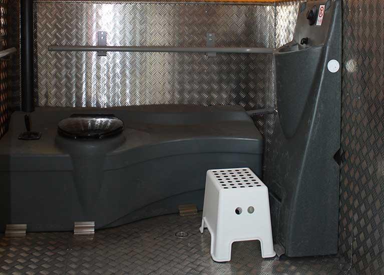 Alquiler de WC en Bilbao-Vizcaya