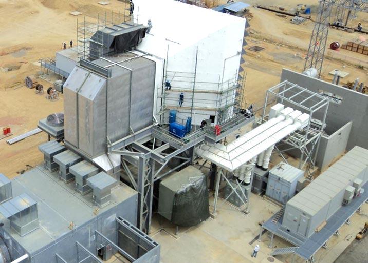 Envolventes para equipos industriales