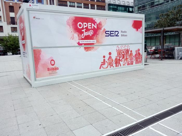 open stand etxekit cadena ser